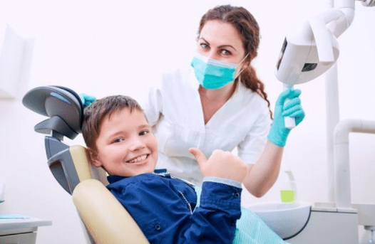Washington DC Pediatric Dentist | Make Your Child Smile at the Dentist